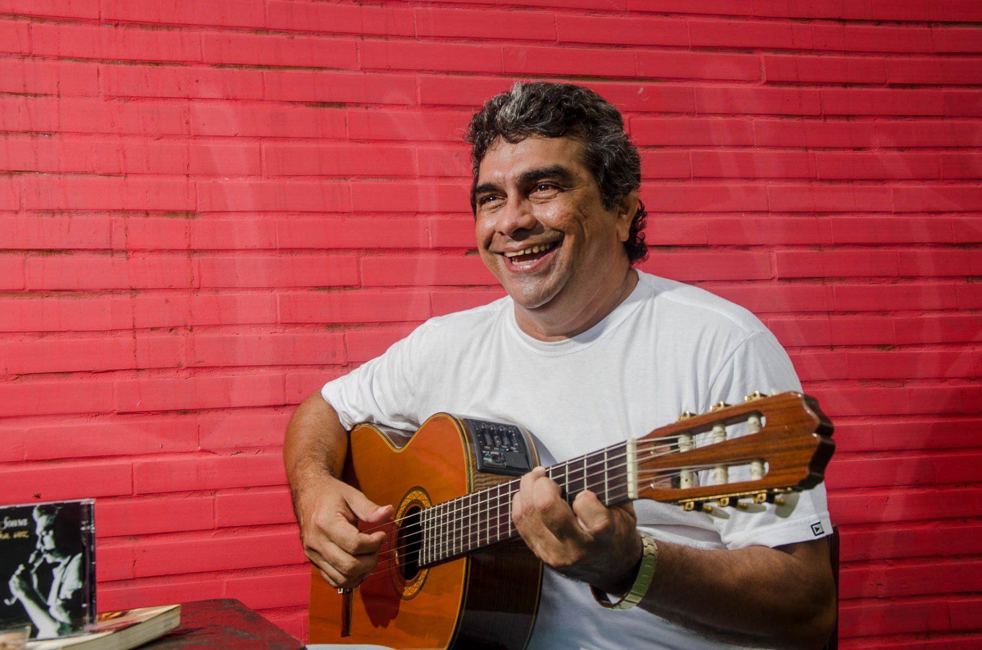 Músico Alexandre Sousa