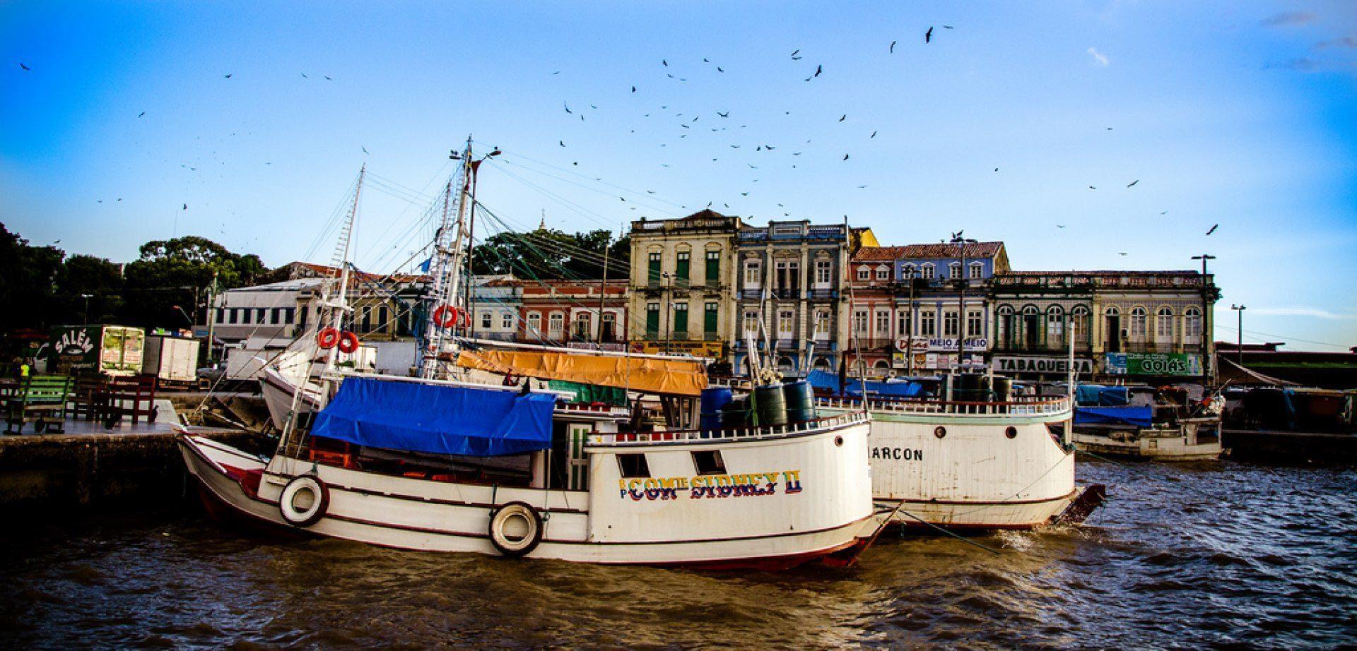 Mercado Ver-o-Peso - Belém do Pará