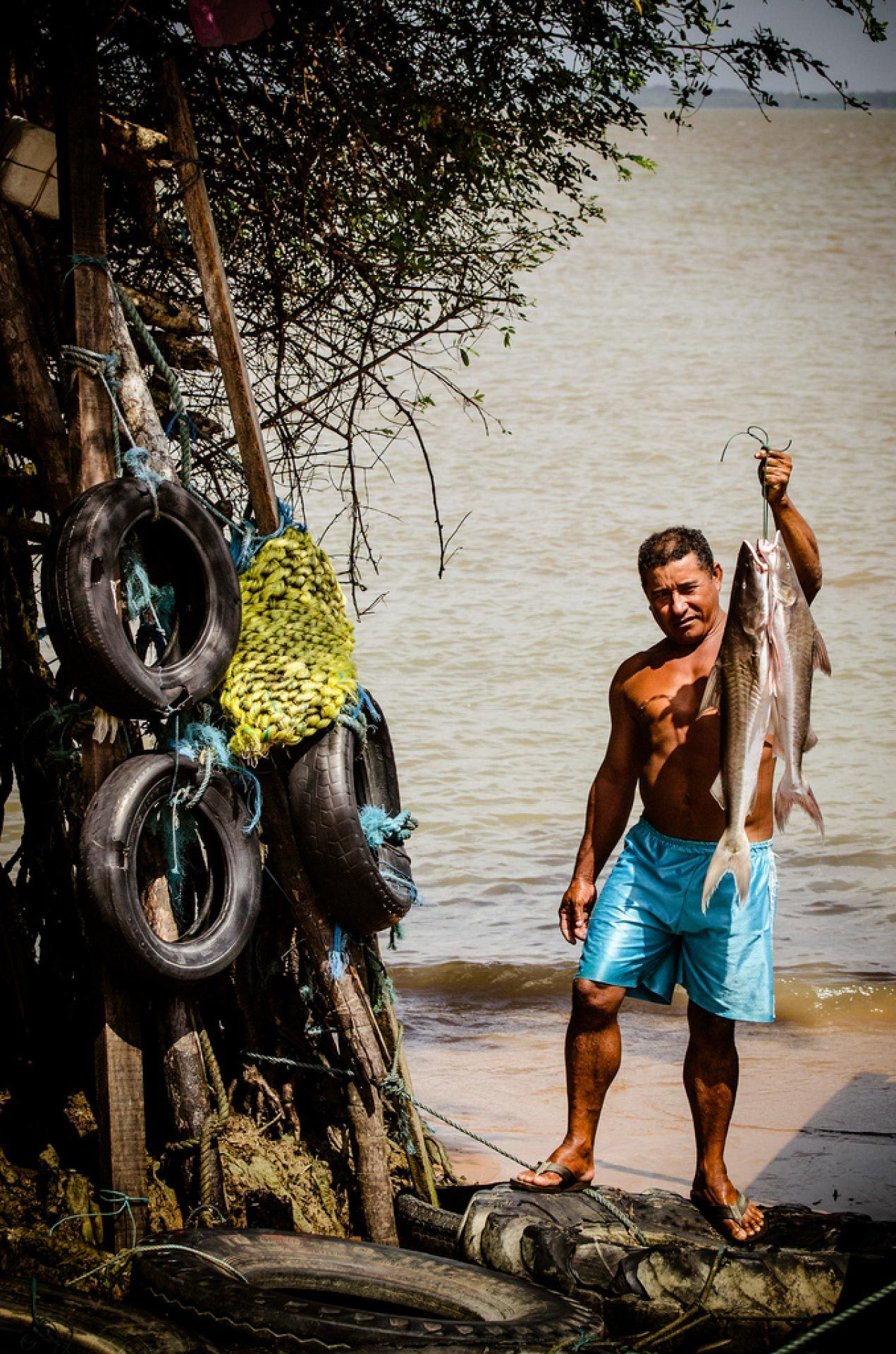 Ribeirinhos - Ilha do Jutuba - Belém