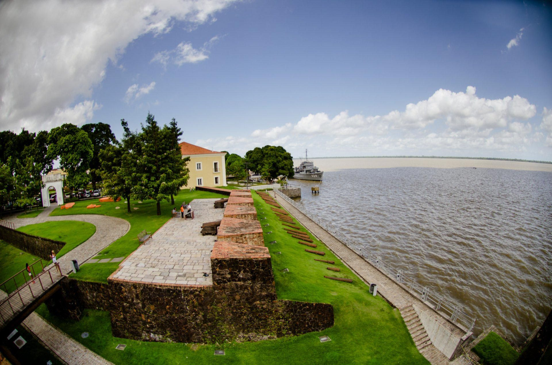 Forte do Castelo - Belém do Pará