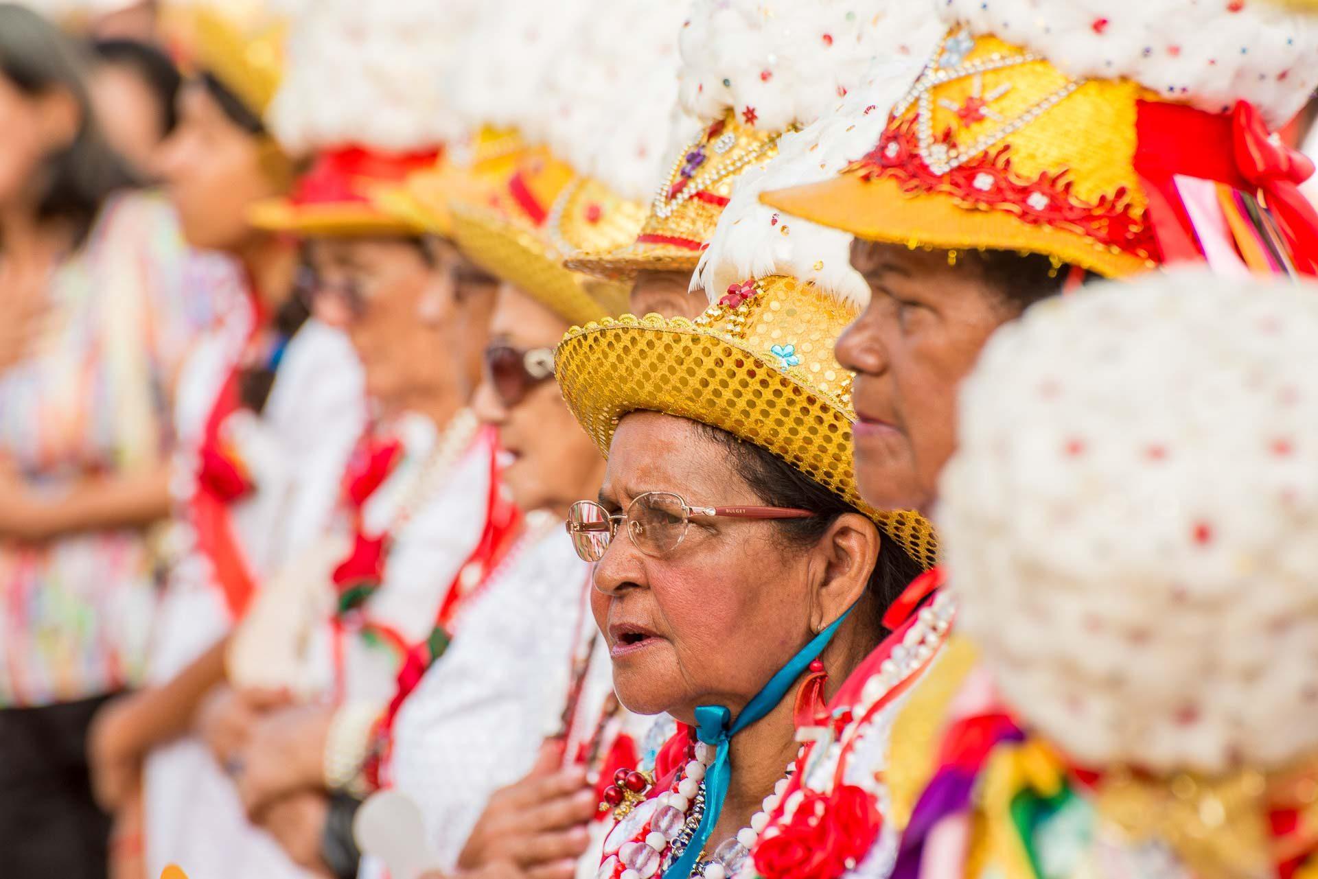 Marujada em Bragança 2015