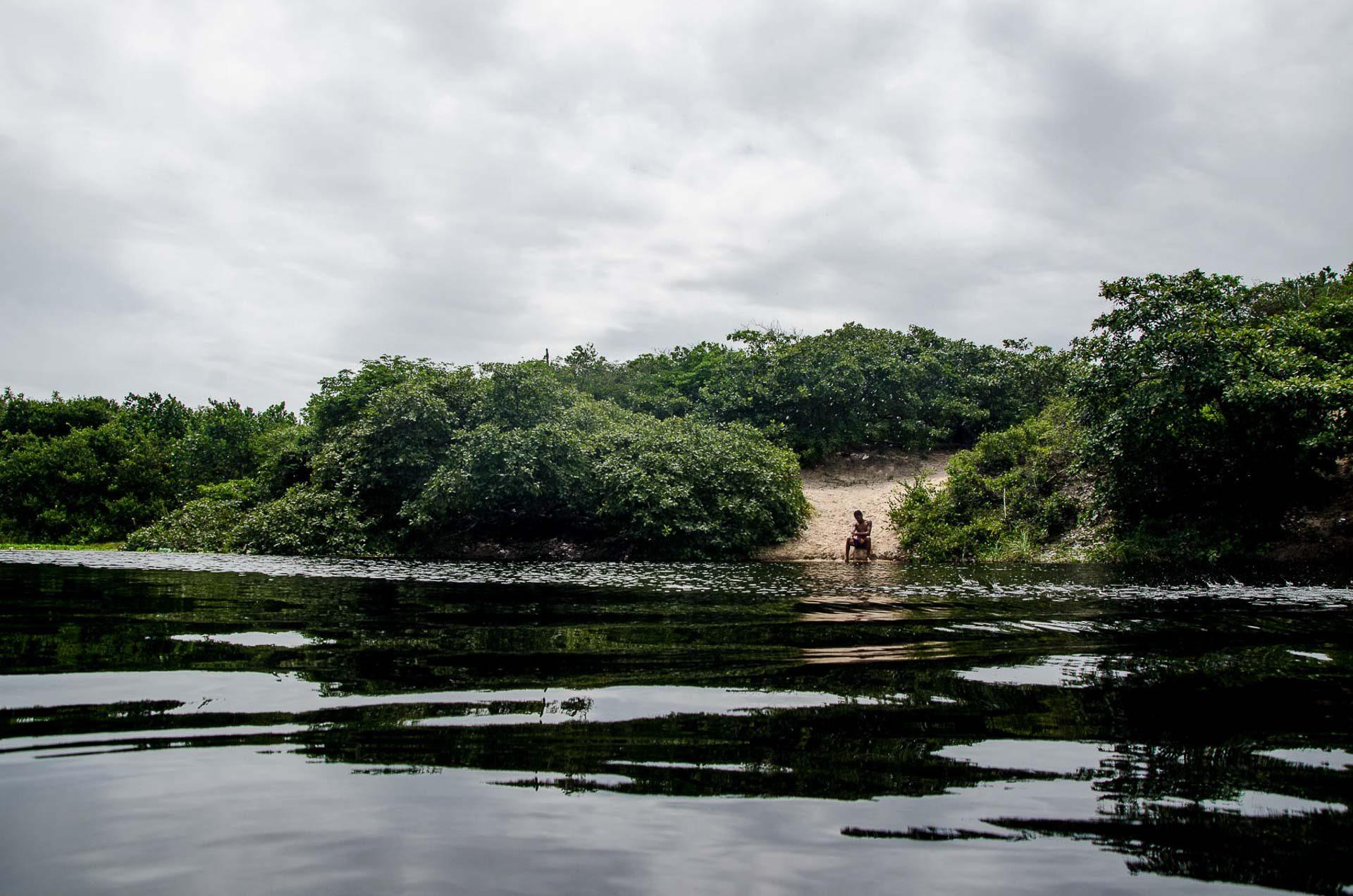 Lago da Princesa - Algodoal
