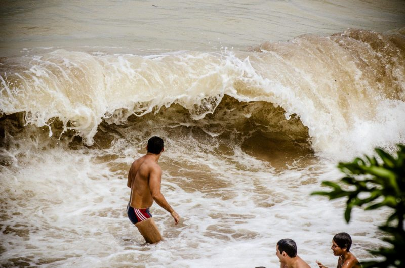 Sim, nosso rio dá onda!