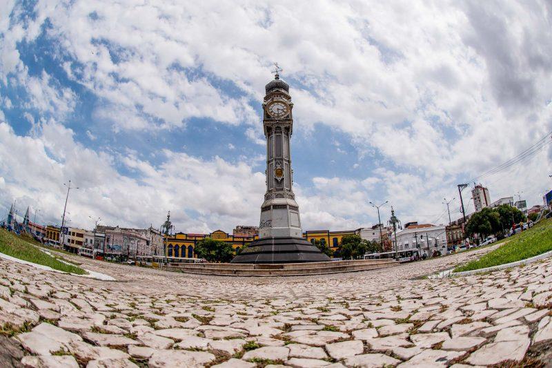 Praça do Relógio - Belém
