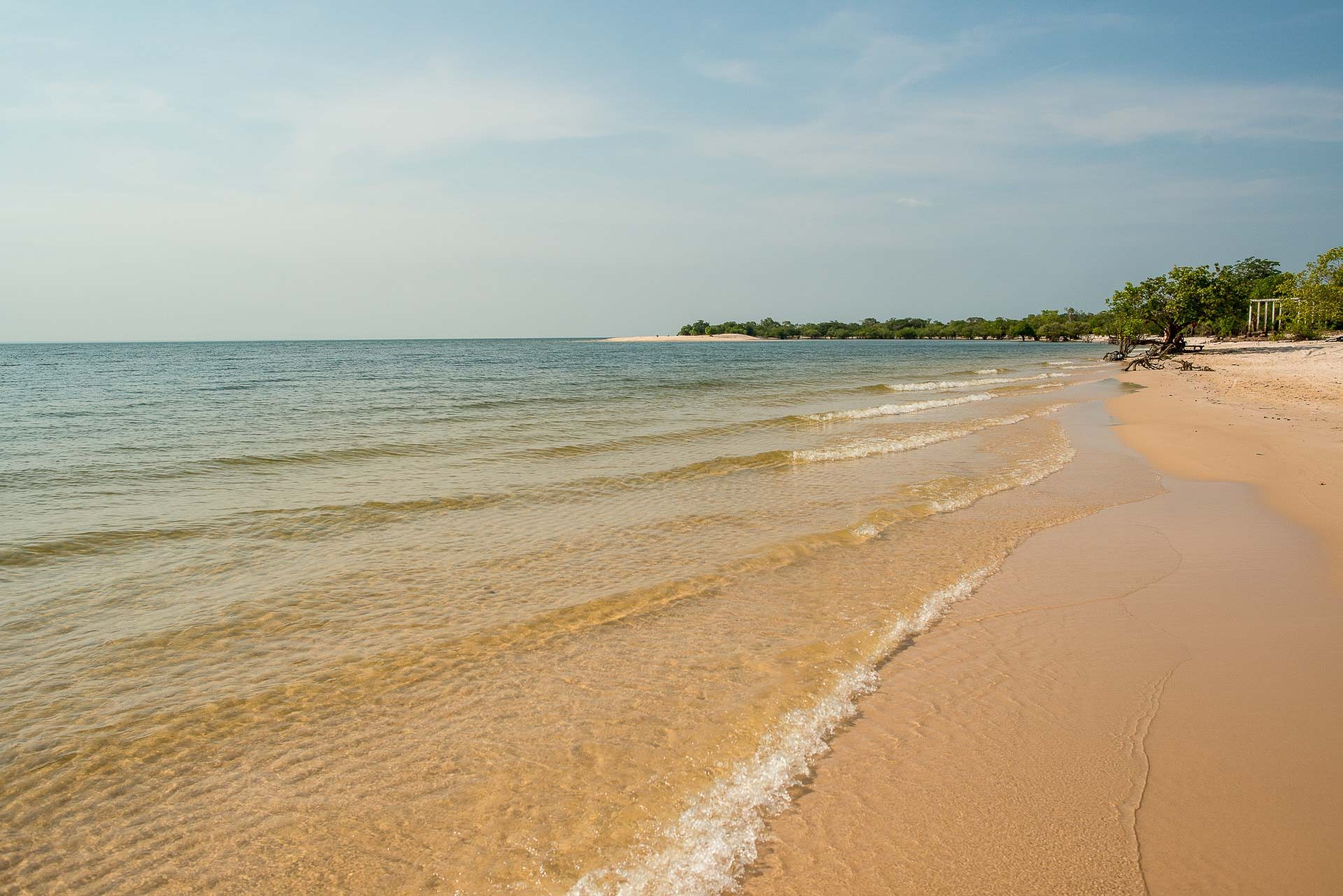Praia Cajutuba - Belterra