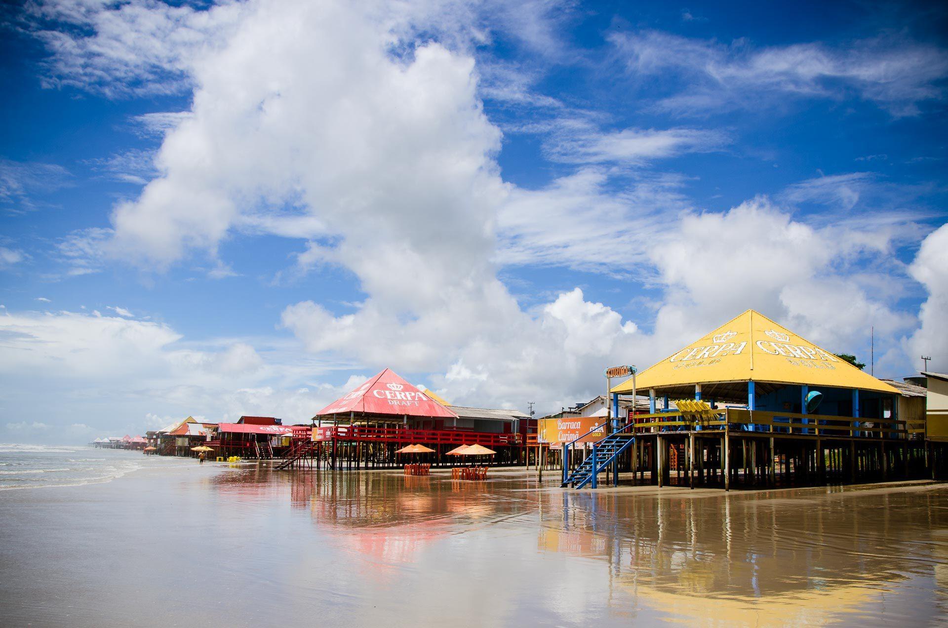 Praia do Atalaia - Salinas - Pará