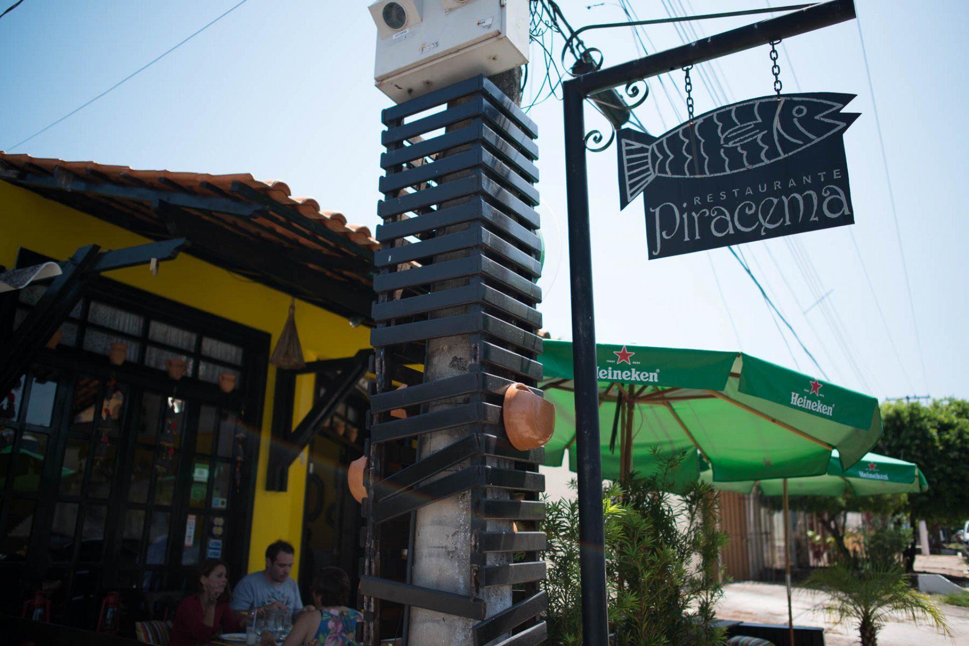 Um restaurante muito bom em Santarém