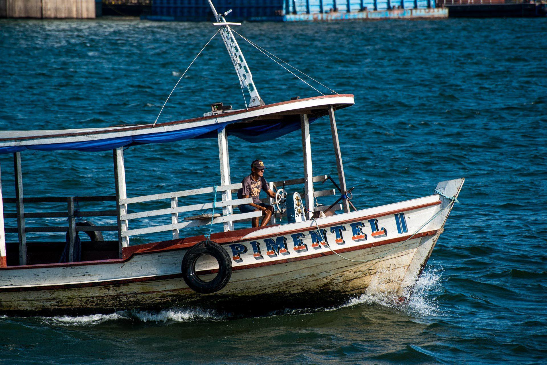 Feira do pescado em Santarém