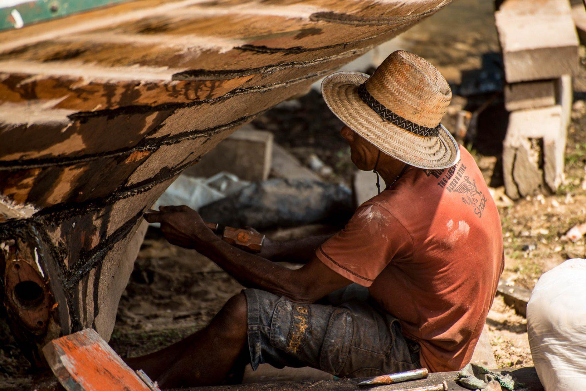 Pescador de Santarém
