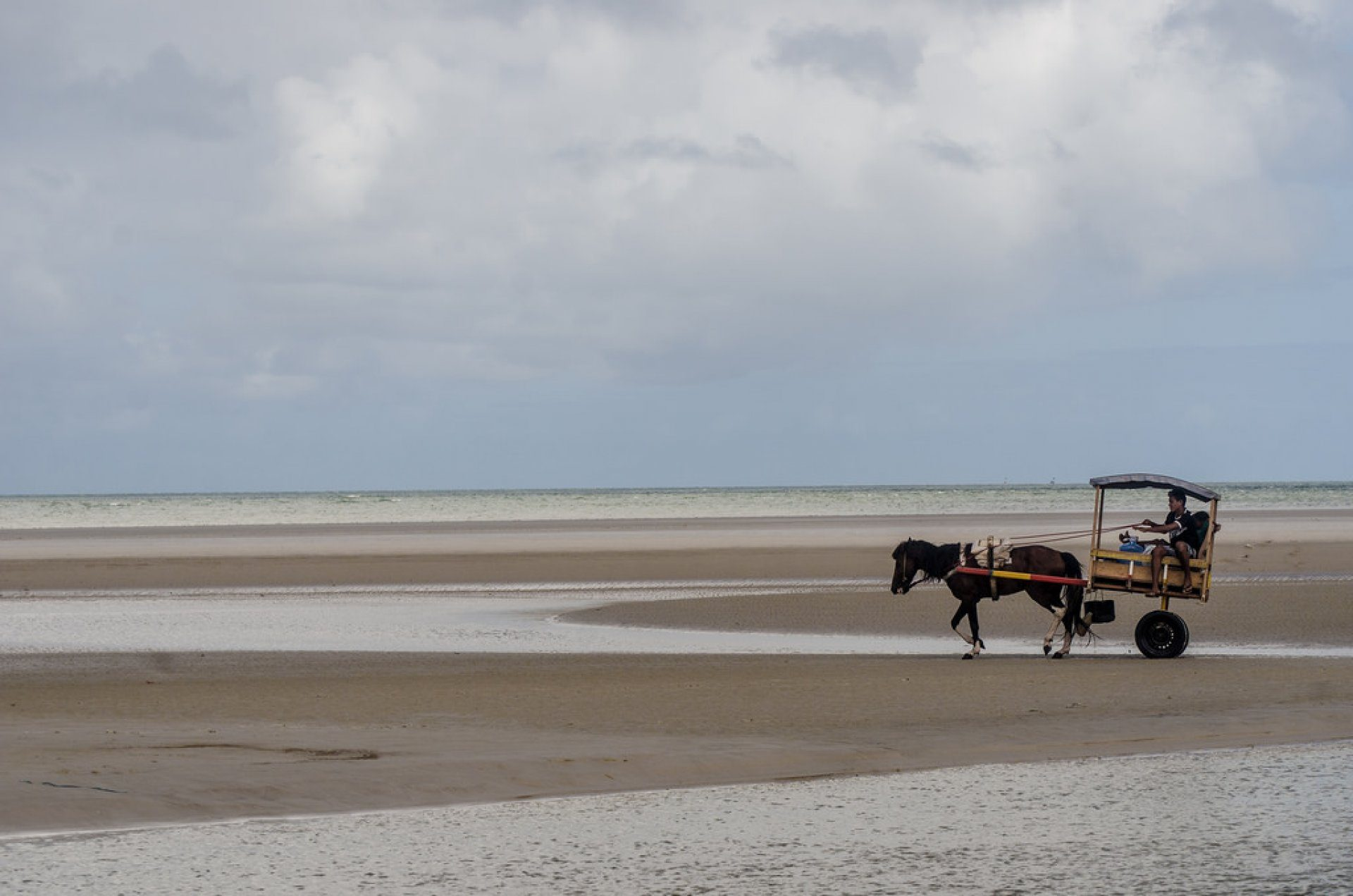 Praia de Algodoal