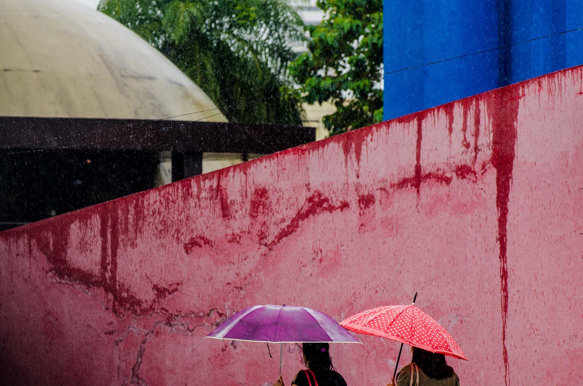 Chuva no Belém