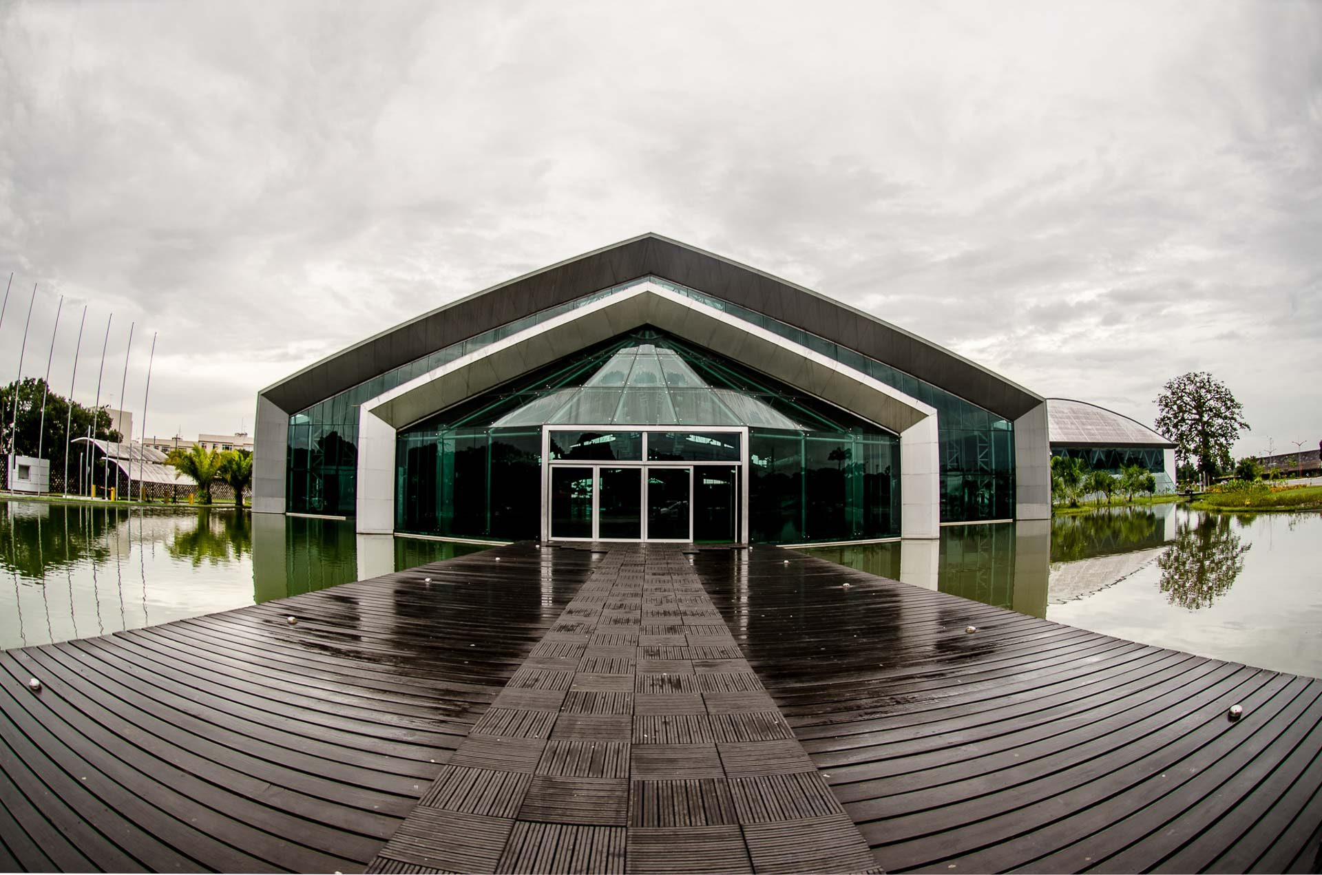 Hangar - Centro de convenções - Belém