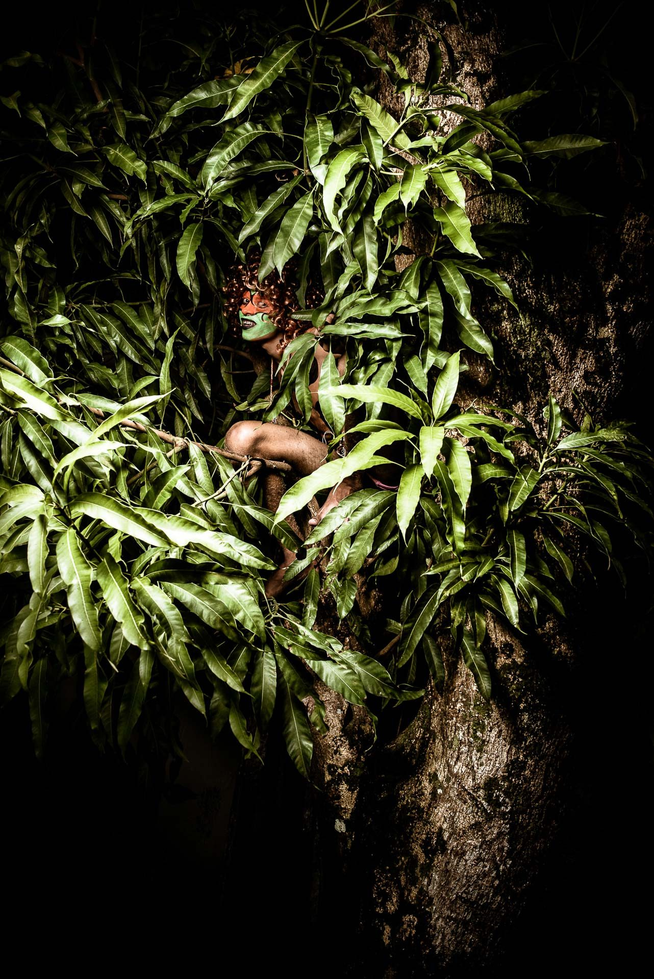 Lendas Amazônicas - Curupira