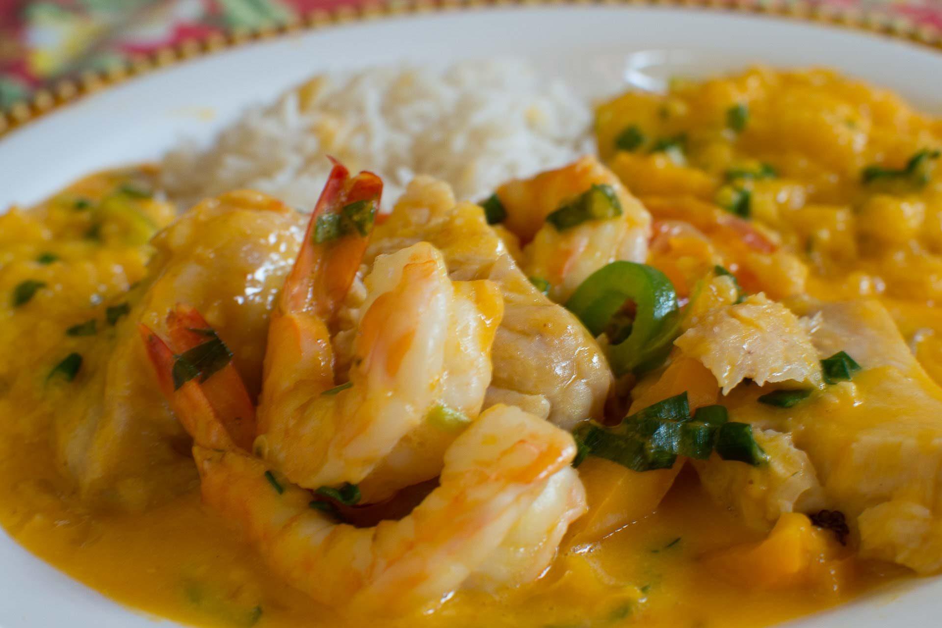 Moqueca de peixe  - Restaurante Piracema Santarém
