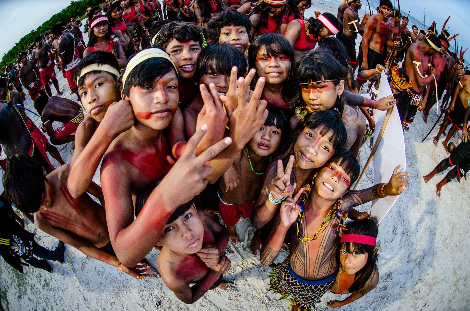 IV Jogos Tradicionais Indígenas do Pará