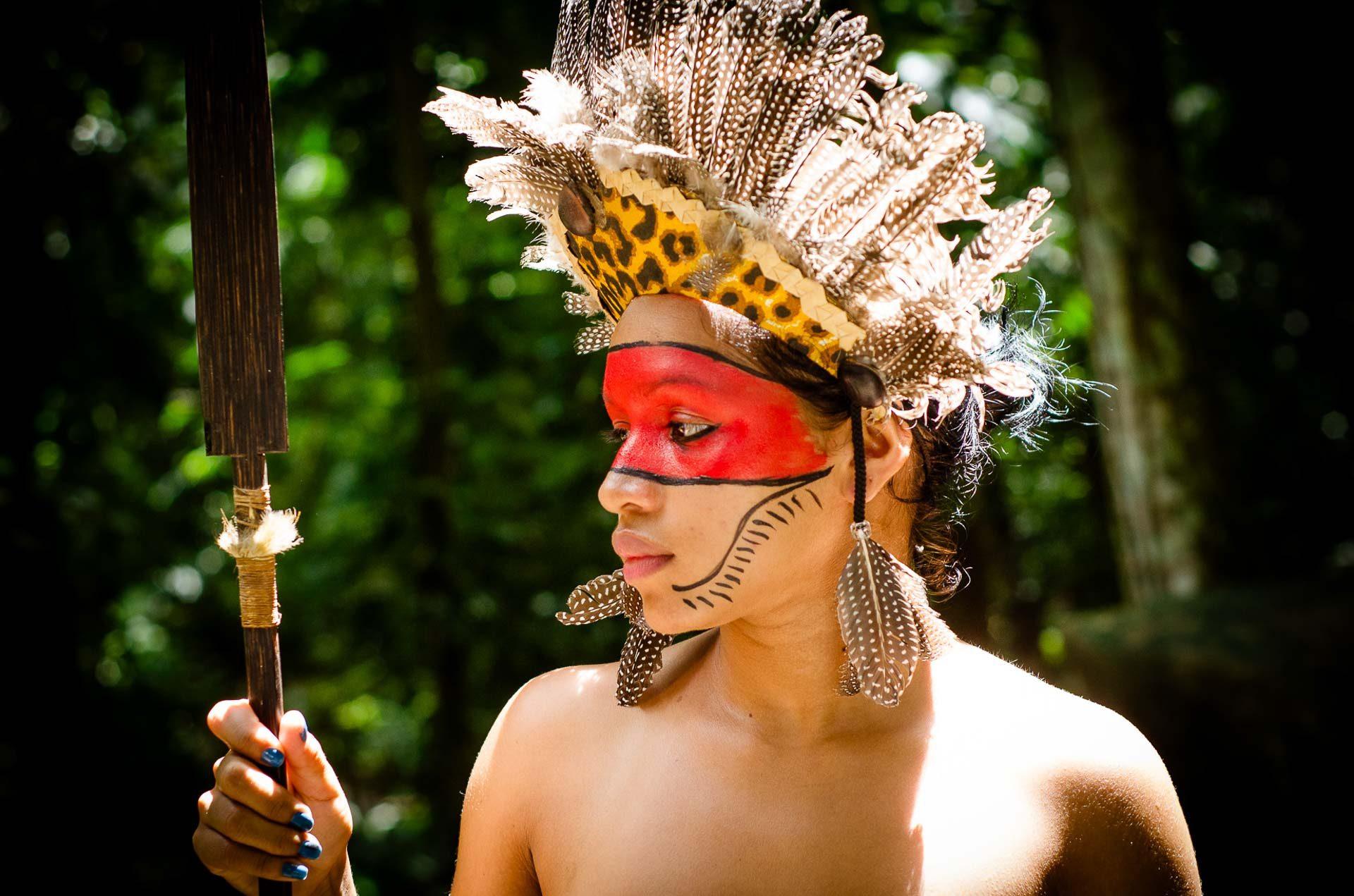 Lendas amazônicas - Vitória Régia