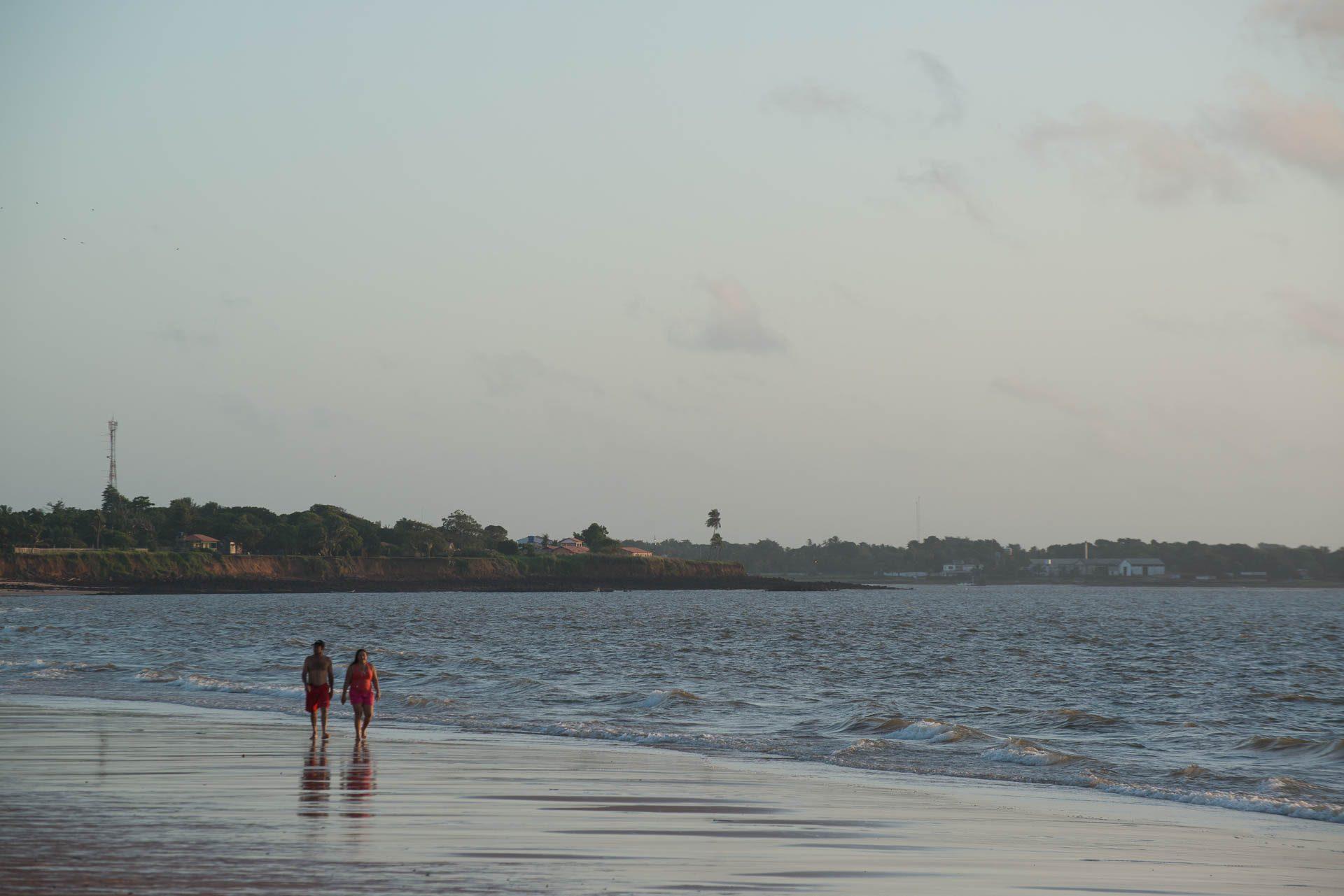 Praia Grande - Salvaterra