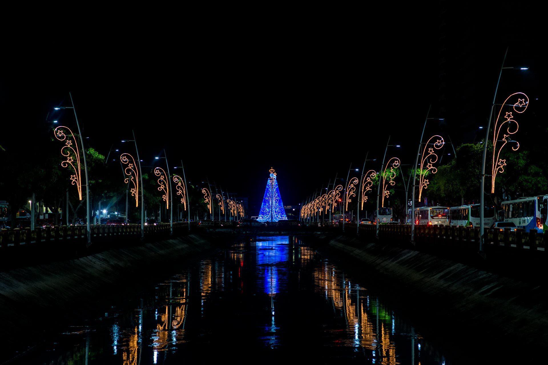 Iluminação Doca Círio 2016