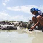 Pescador da ilha