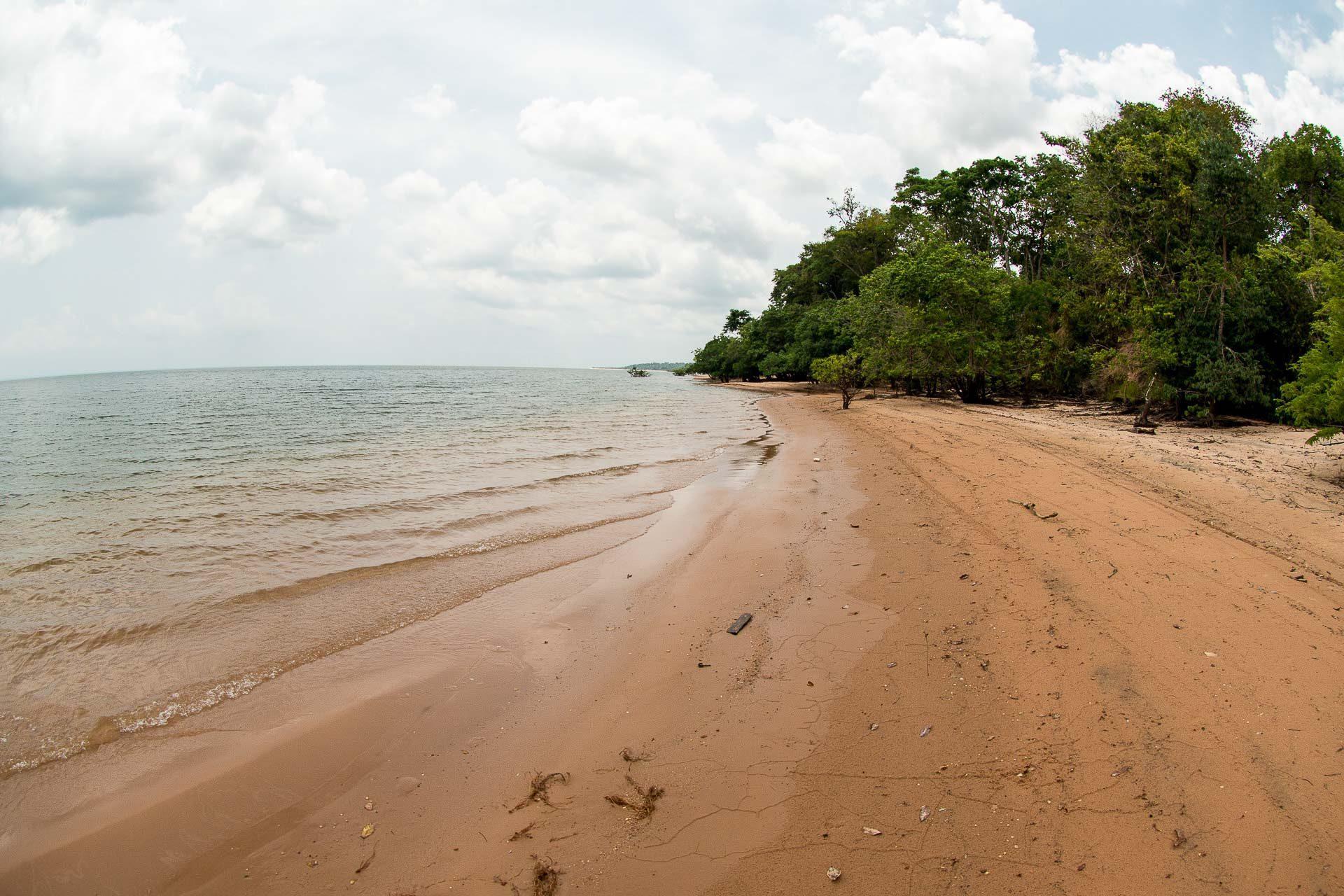 Praia Aramanai - Belterra
