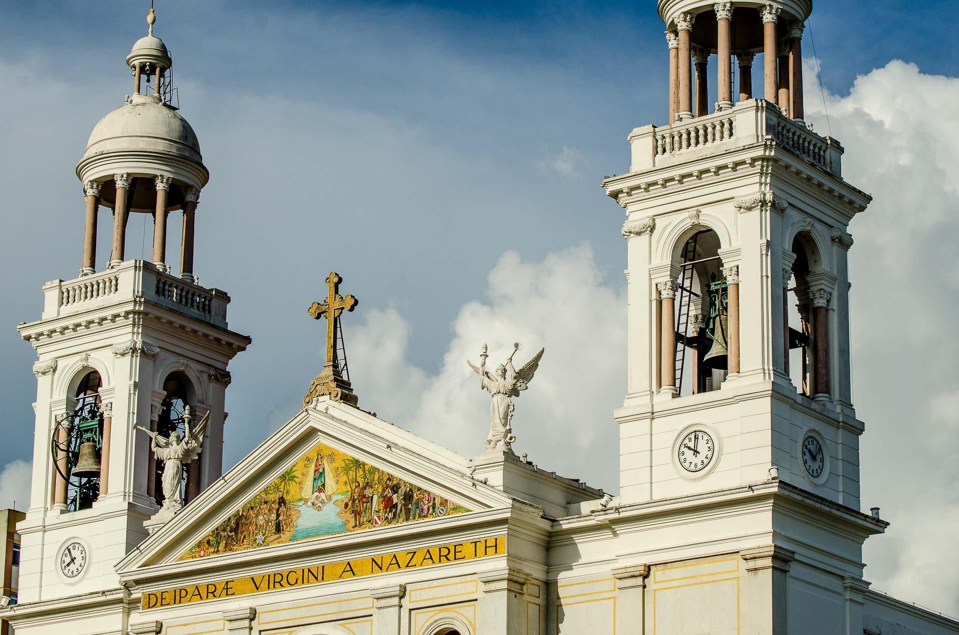 Basílica de Nazaré - Belém
