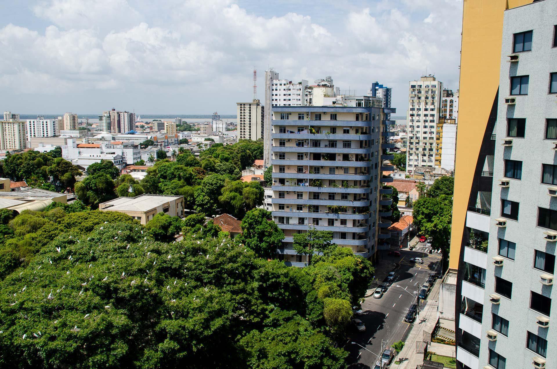 Praça Batista Campos - Belém