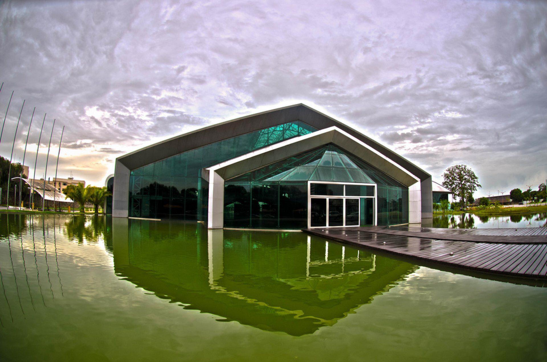 Hangar - Centro de convenções - Belém do Pará