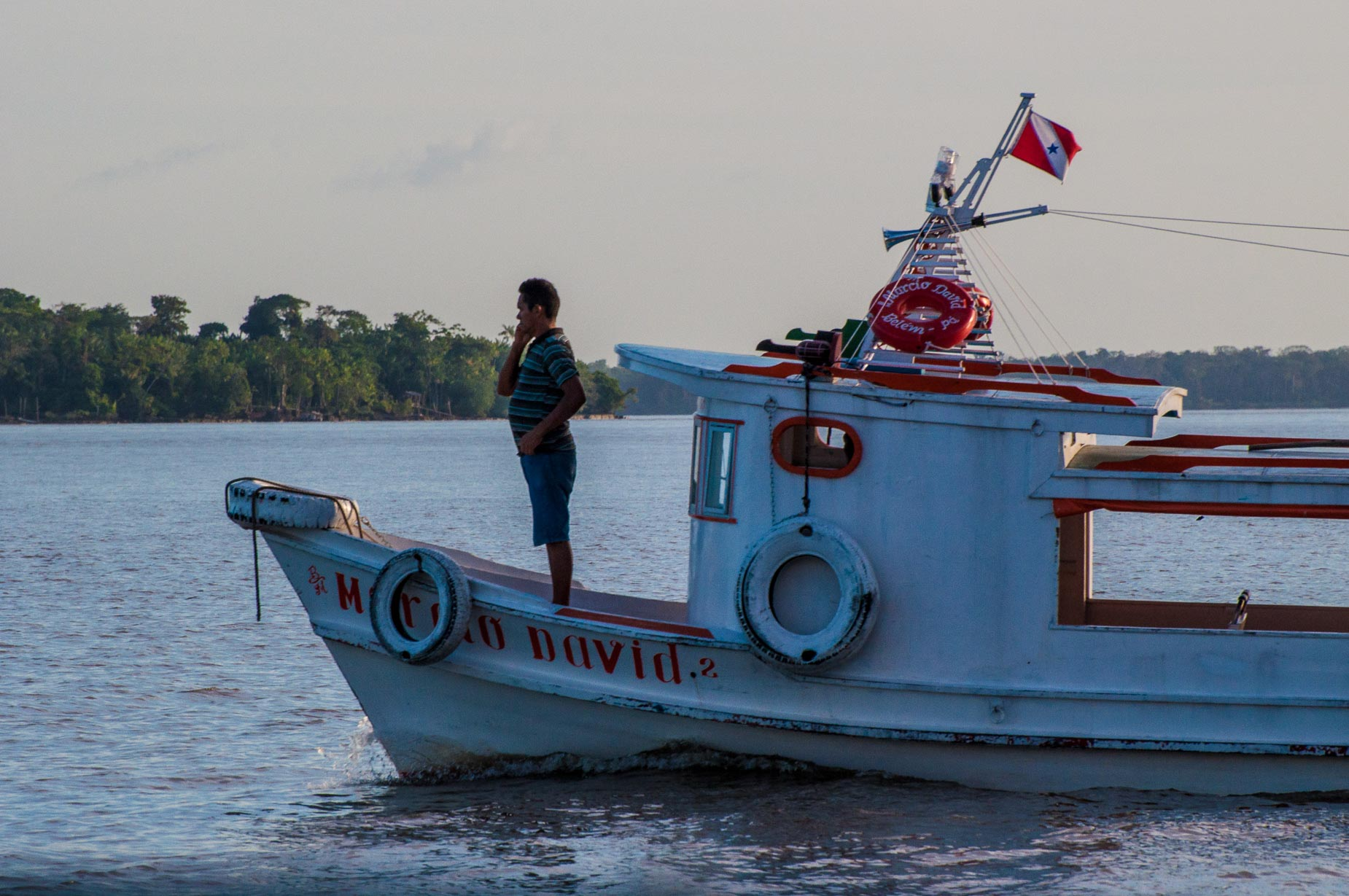Ribeirinhos - Belém do Pará