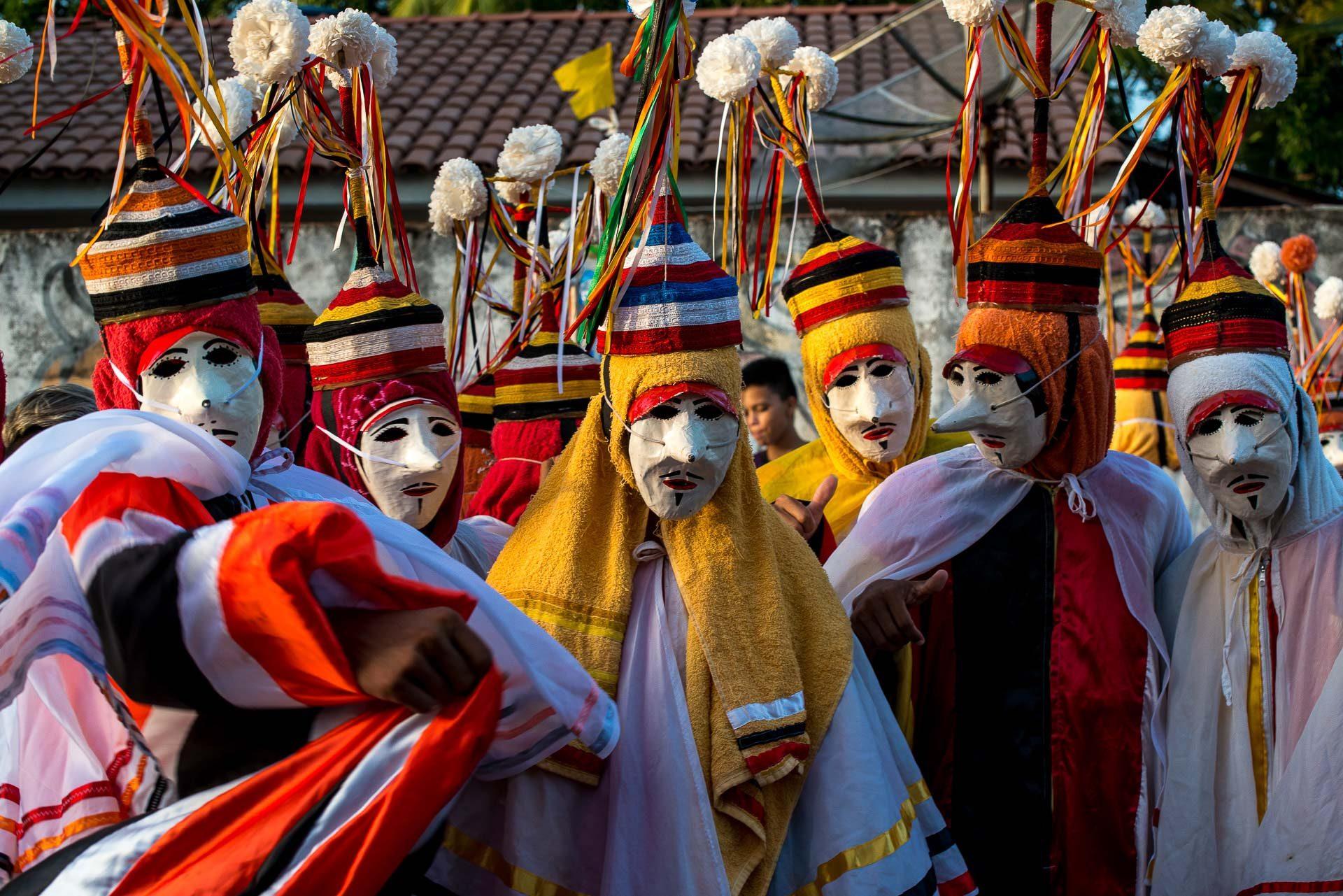 Arrastão do Boi Faceiro - Carnaval em São Caetano de Odivelas