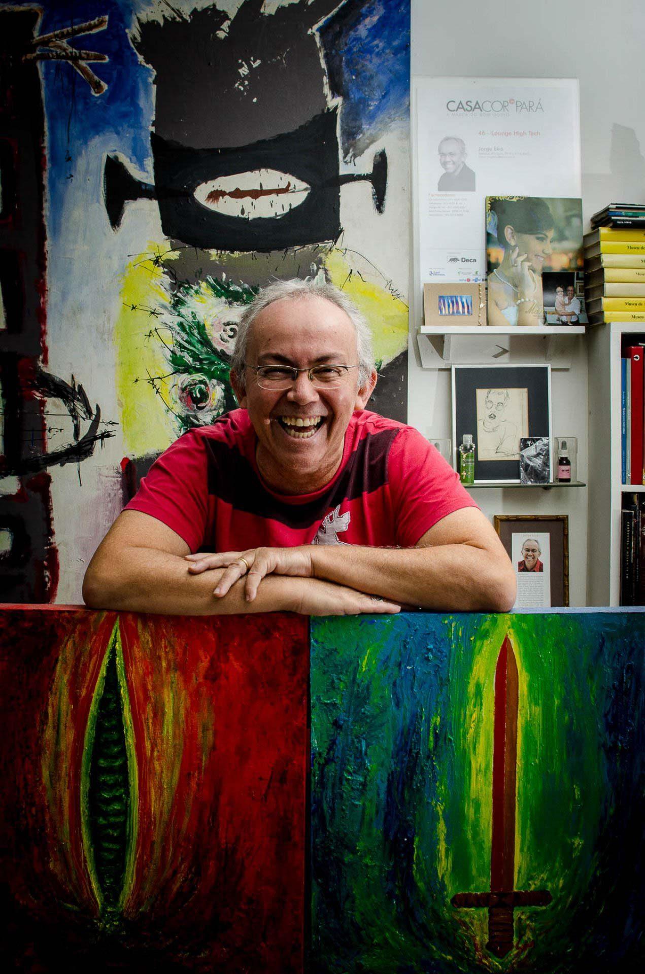 Artista Jorge Airó
