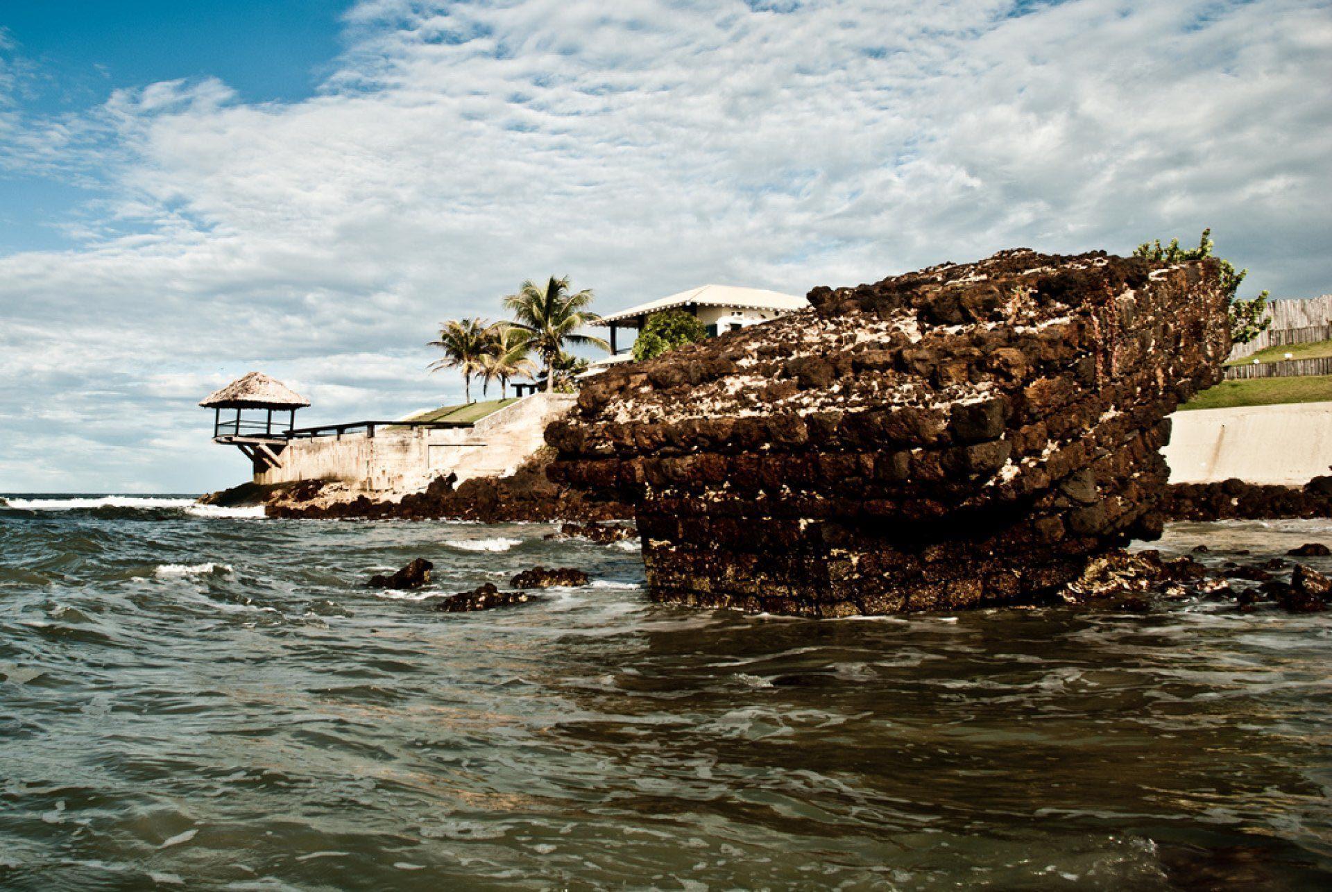 Praia do Farol Velho - Salinas - Pará