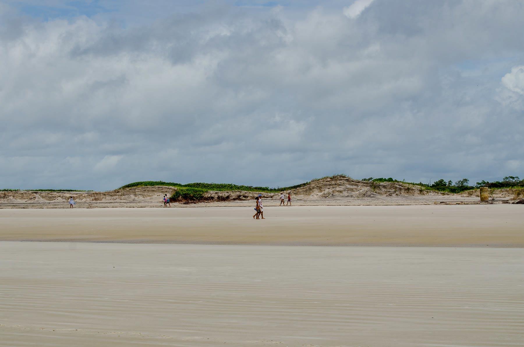 Algodoal - Ilha de Maiandeua