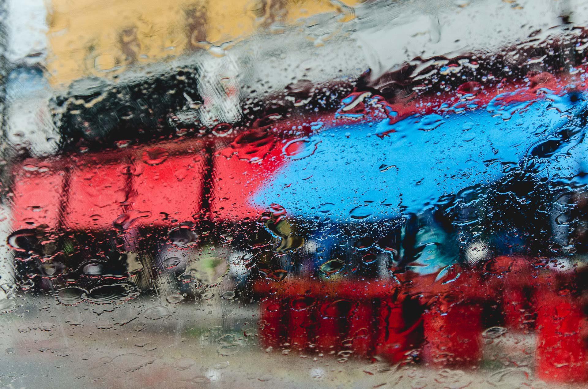 Chuva em Belém