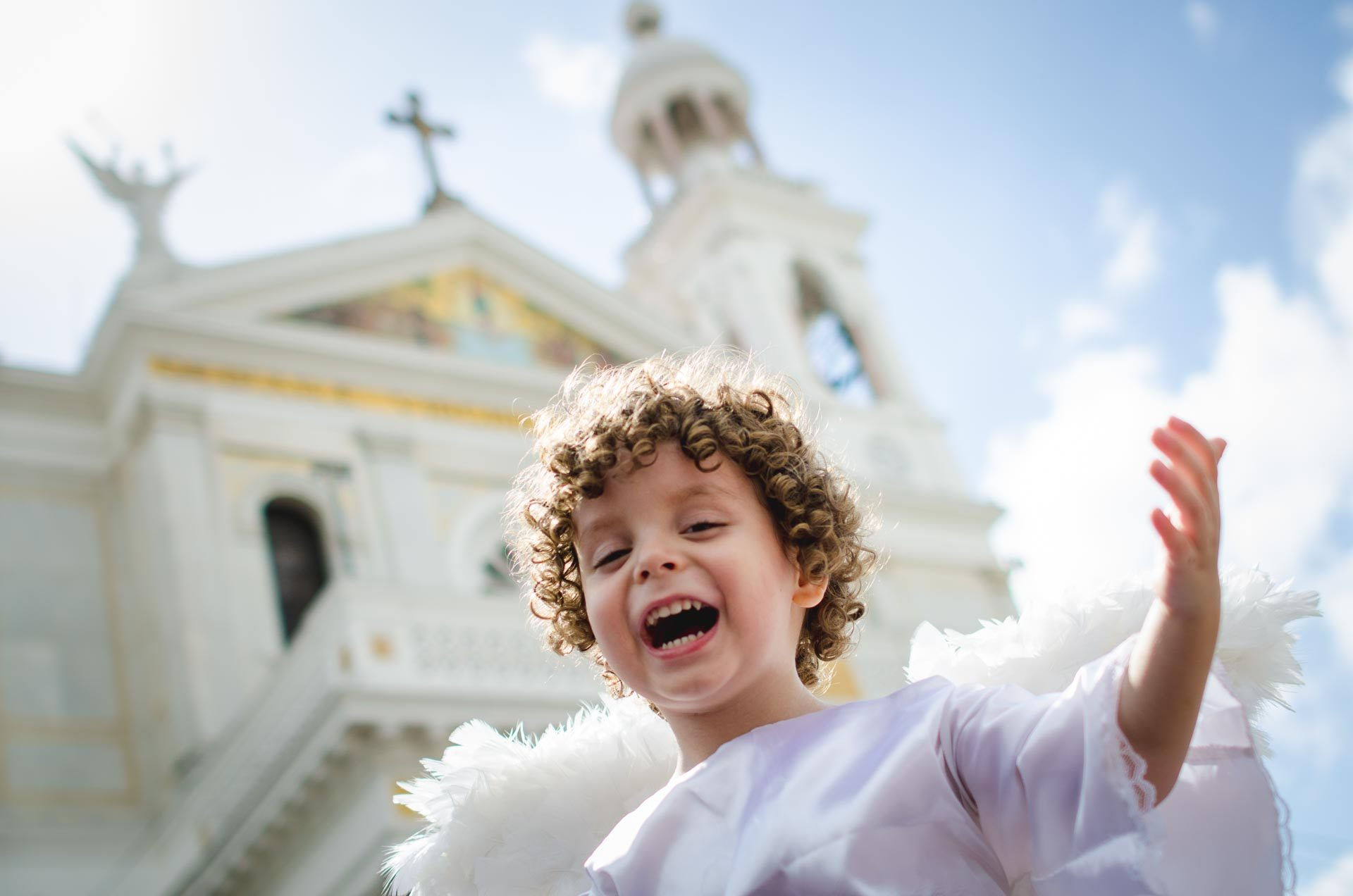 8 - Conhecer a Basílica e constatar que por aqui tem anjos em todo lugar