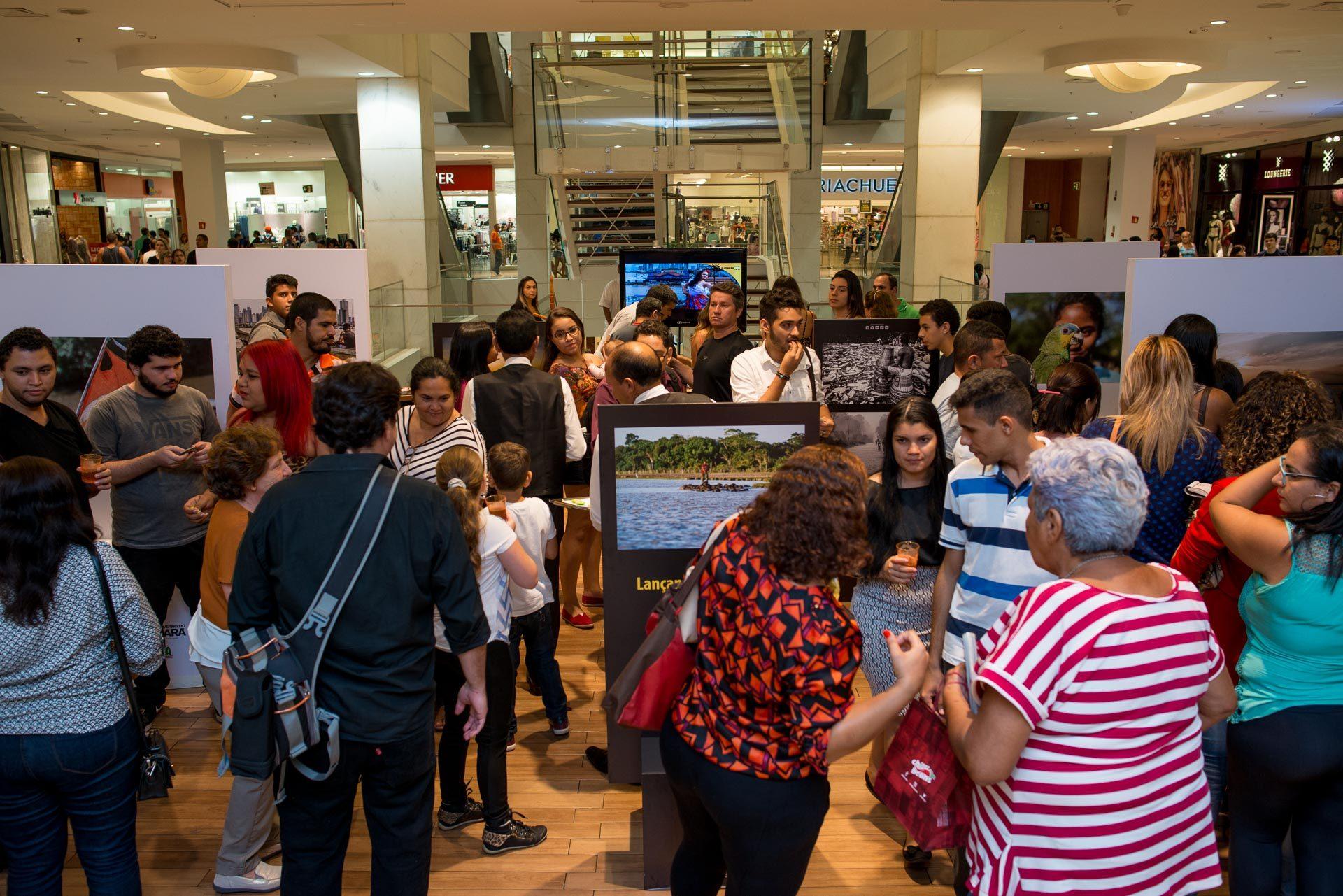 Lançamento do Expedição Pará no Shopping Boulevard - Belém