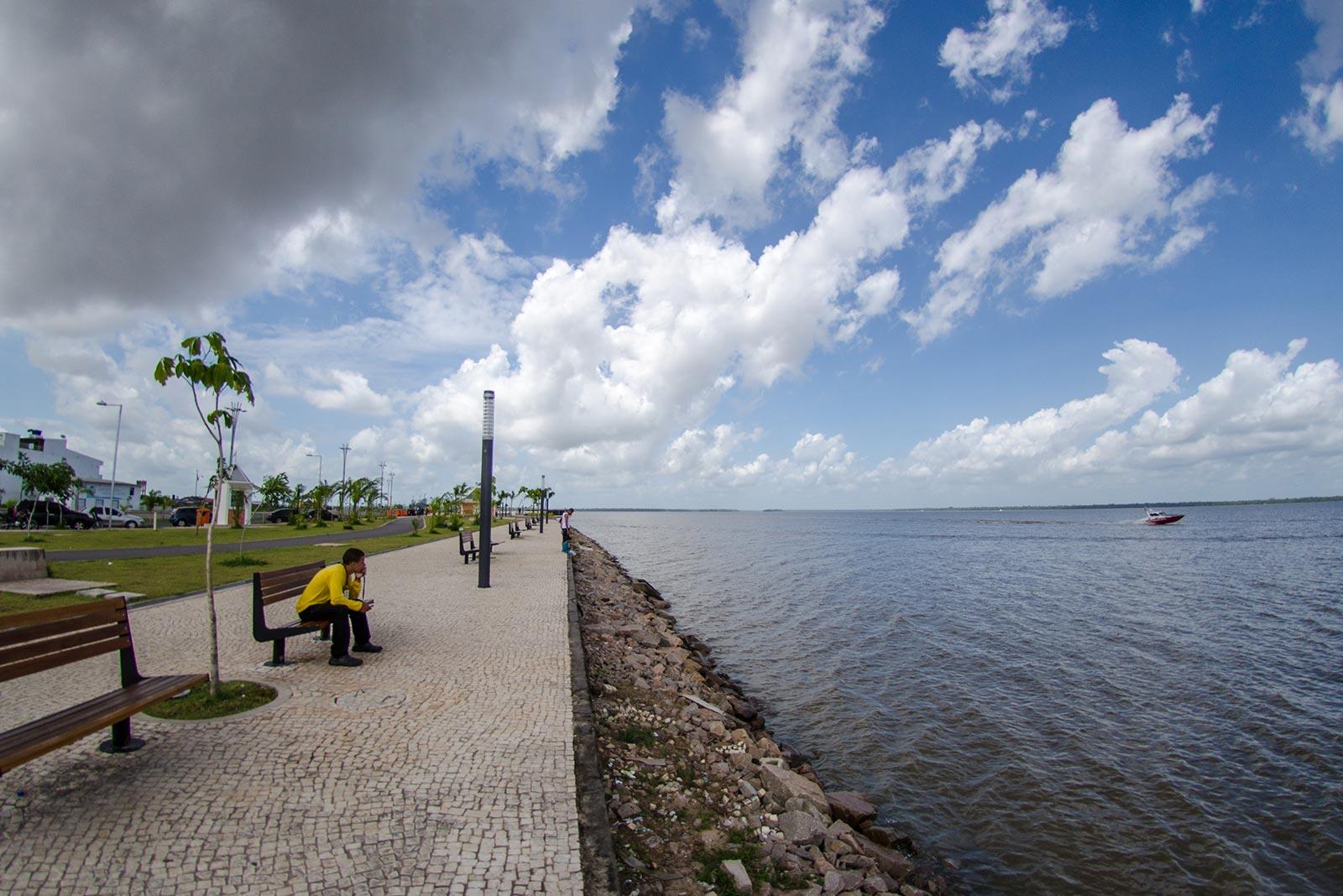 Portal da Amazônia - Belém