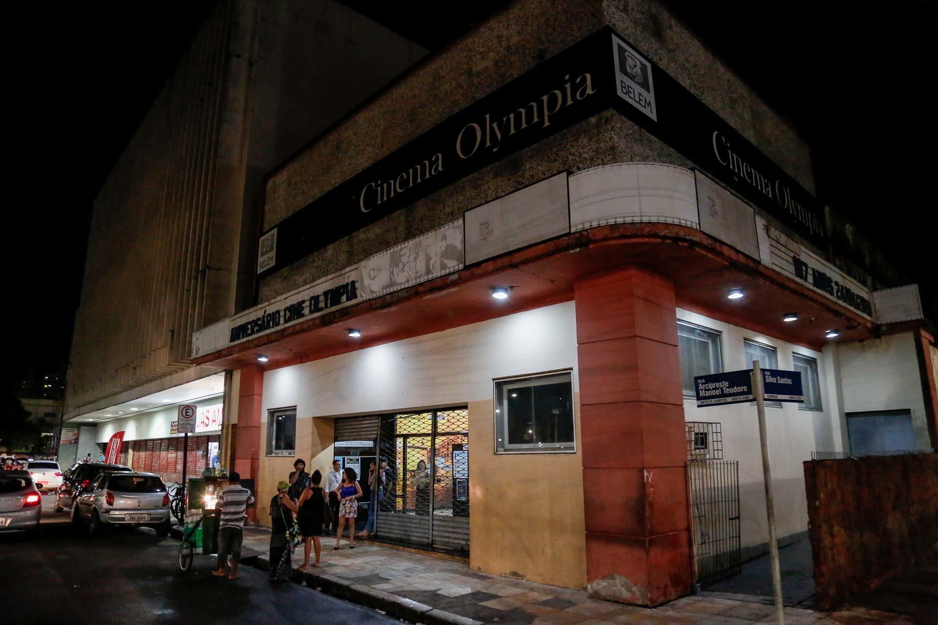 Cinema Olympia