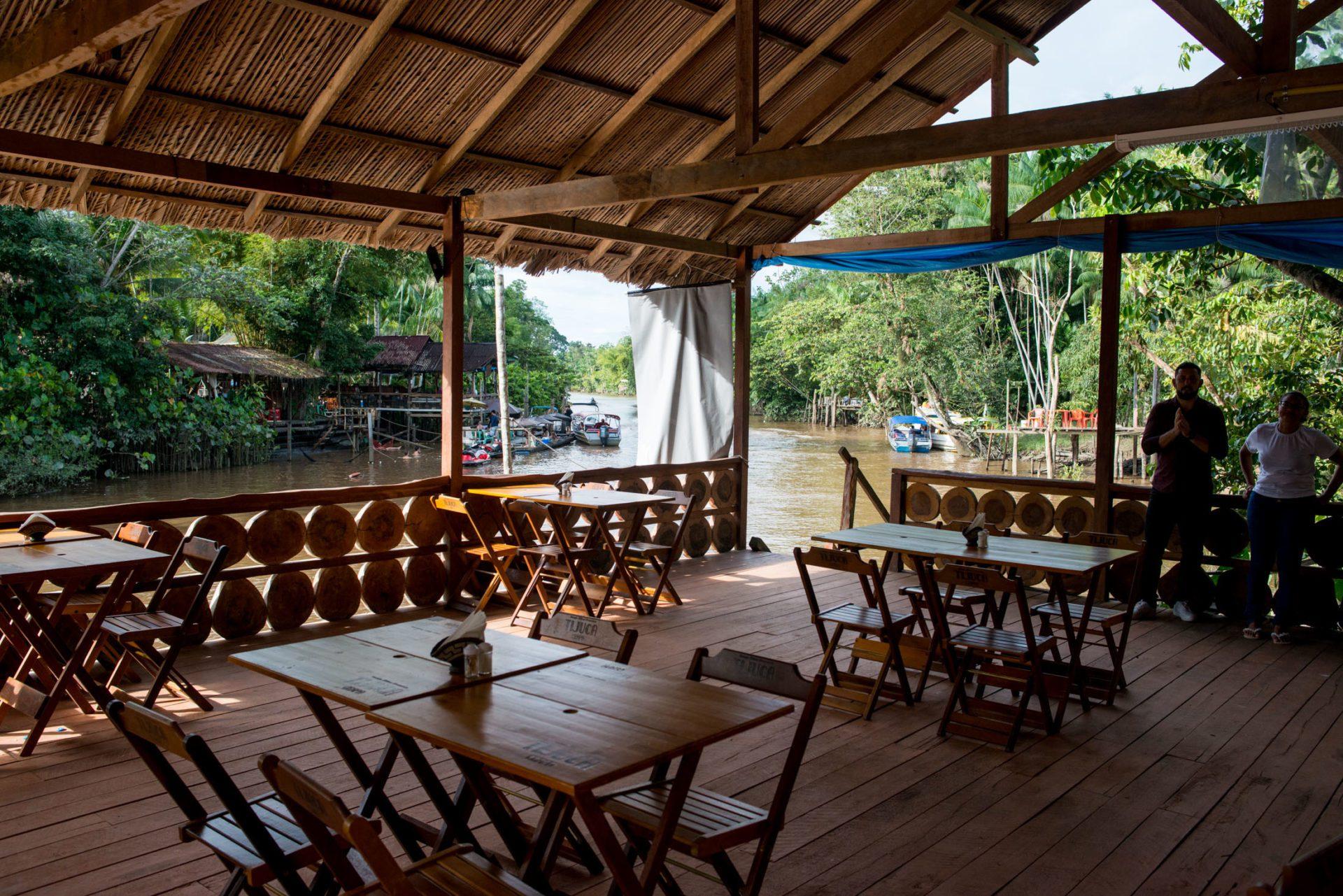 Restaurante Aho - Belém das Ilhas